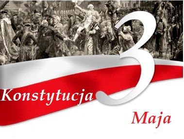 konstytucja 3 maja flaga